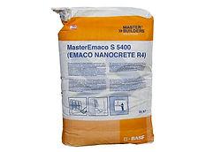 emaco nanocrete r4, masteremaco s5400, эмако нанокрете р4, мастерэмако с5400