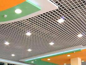 Подвесной потолок Грильято GL-15