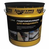 гидроизоляция для фундаментов  aquamast, технониколь  аквамаст,