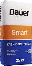 клей плиточный smart dauer, клей dauer, клей для плитки, плиточный клей дауер,