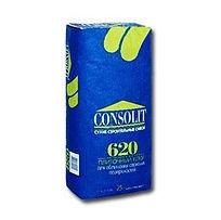 Плиточный клей consolit 620, клей плиточный consolit 620, консолит 620.