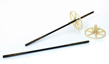 Бпа, базальтопластиковая арматура, гибкие связи, гибкими звязями, стеклопластиковая арматура.