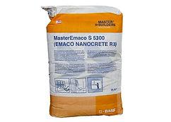 emaco nanocrete r3, masteremaco s5300, эмако нанокрете р3, мастерэмако с5300