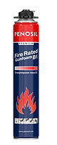 PENOSIL premium fire rated gunfoam b1, монтажная пена penosil, пена penosil, пена пеносил  огнеупорная, огнеупорная пена,