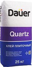 клей плиточный quartz dauer, клей dauer, клей для плитки, плиточный клей дауер,