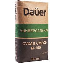 Сухая смесь м150 dauer, дауер, универсальная смесь м150 dauer, универсальная смесь,