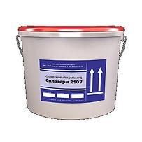 Силагерм 2107 (лепта 107), силиконовый герметик сази, сази