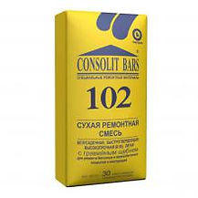 Ремонтная смесь bars 102, ремонтная смесь consolit bars 102, ремонтная смесь.