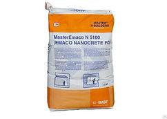 masteremaco n5100, emaco nanocrete fc, эмако нанокрит, мастерэмако н5100,