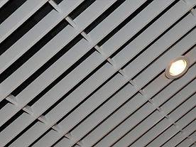 Подвесной потолок грильято жалюзи, подвесной потолок албес грильято жалюзи.