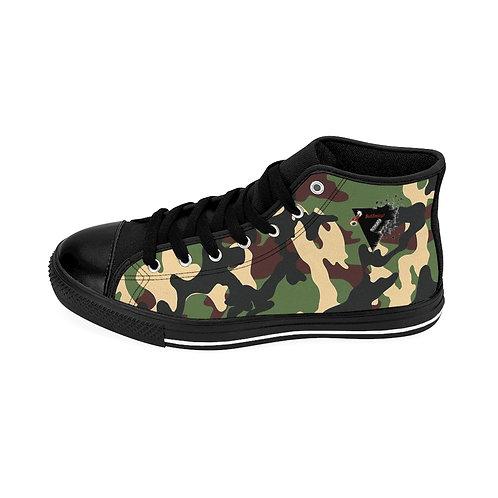 Men's Subliminal Propaganda Sneakers