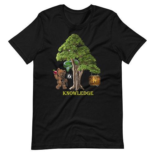 Subliminal Propaganda Knowledge T-Shirt