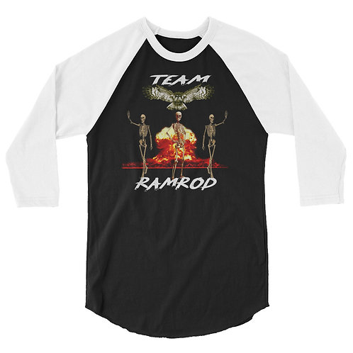 Team Ramrod 3/4 sleeve shirt