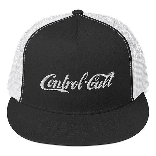 Control Cult Trucker Cap