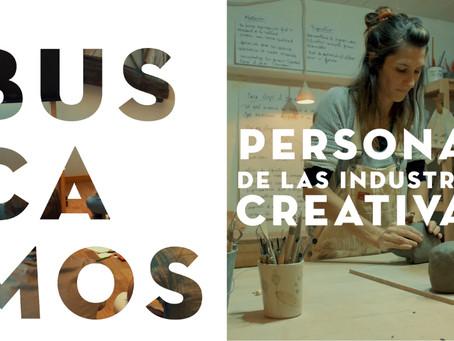 APERTURA CONVOCATORIA AGENTES CREATIVOS 2020