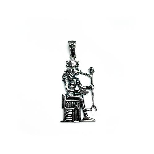 Sterling Silver 925 Egyptian Pendant