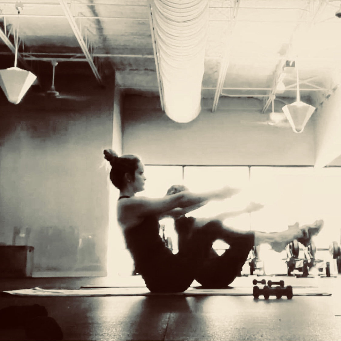 VIRTUAL 50min Pilates Mat Class