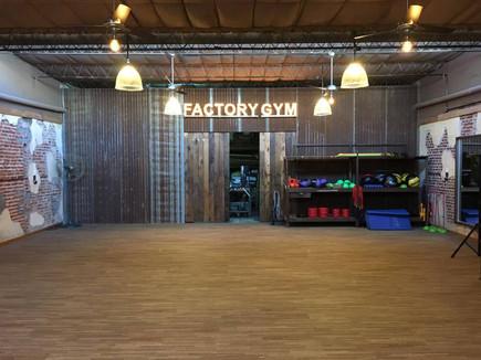 Factory Gym