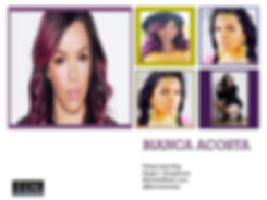 Bianca Acosta EPK Urban Latin Pop Artist