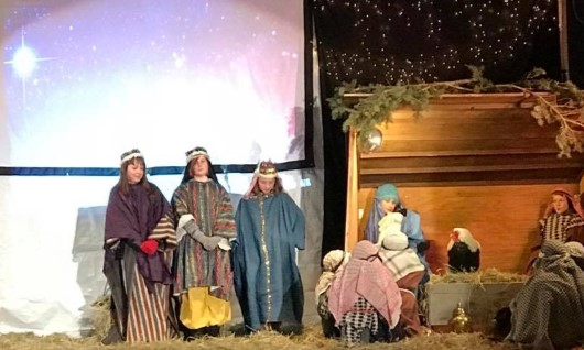 2017 Living Nativity 1