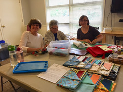 Women's Ministry Craft Meeting