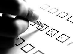 Checklist (GDPR)