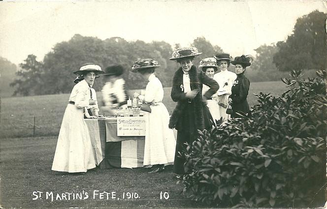 St Martin's Fete 1910