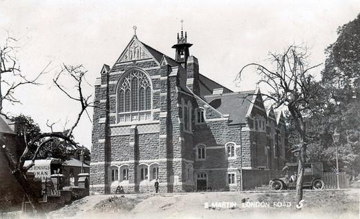 Exterior c. 1911