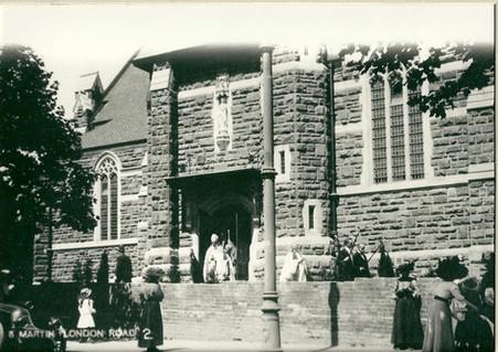 Consecration: Bishop emerging