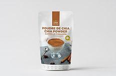 poudre chia cannelle cinnamon chia powde