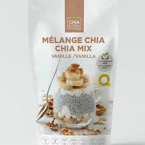 Vanilla chia mix 200g