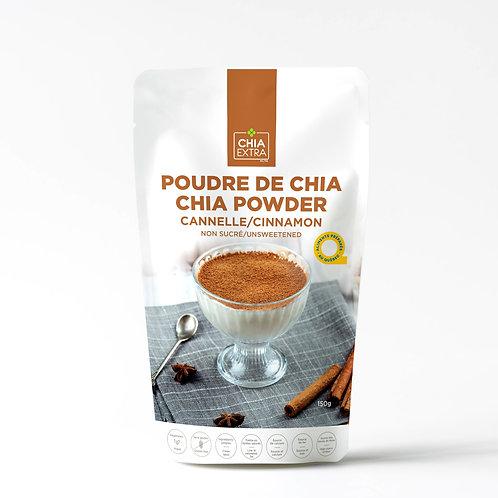 Cinnamon chia powder 150g
