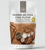 Chia extra chia flour farine de chia