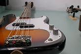 Bass Pickguards