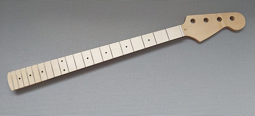 P Type Neck - Maple Fretboard - Satin Finish
