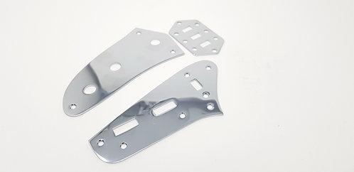 Jaguar Control Plates