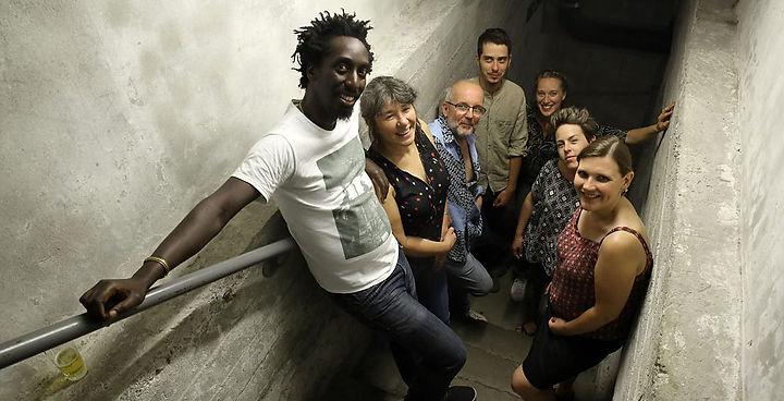SILVER_RAT_BAND, théâtre des Doms, jazz, hip-hop, liège, collectif du lion