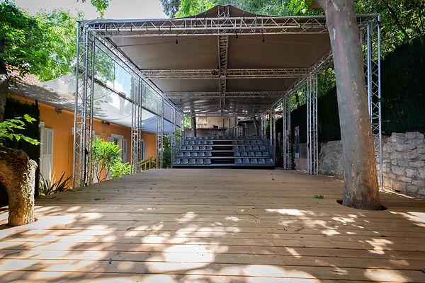 garden party theatre des doms