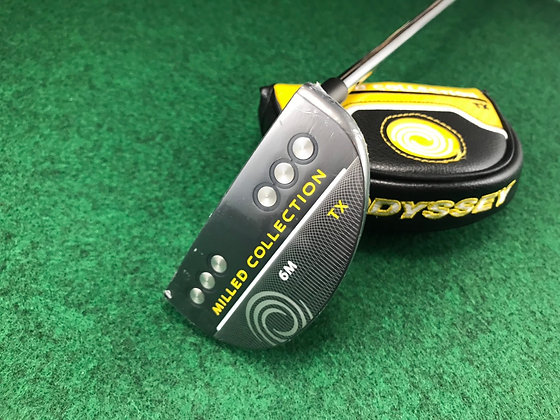Putter ODYSSEY MILLED COLLECTION TX 6M [34] NEW