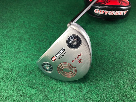 Putter ODYSSEY O-WORKS TOUR R-LINE S [34] New
