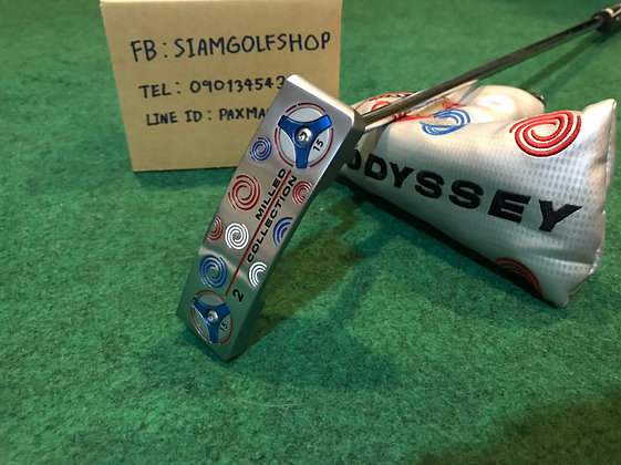Putter ODYSSEY MILLED COLLECTION 2 [34]