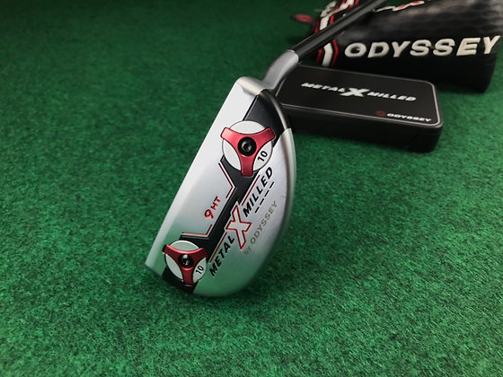 Putter ODYSSEY Metal-X Milled #9HT [34]