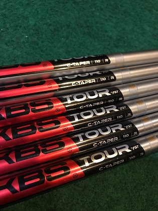 Shaft KBS TOUR C-TAPER 110R 5-P