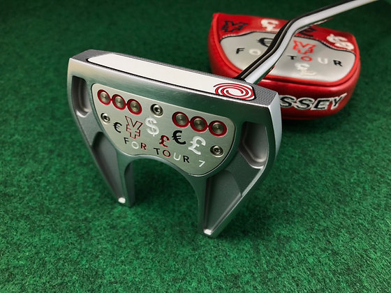 Putter ODYSSEY MILLED COLLECTION TX DYPE #7 [34]