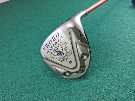 Fairway Woods 5 Sword Sniper F ก้าน TourAD Flex R