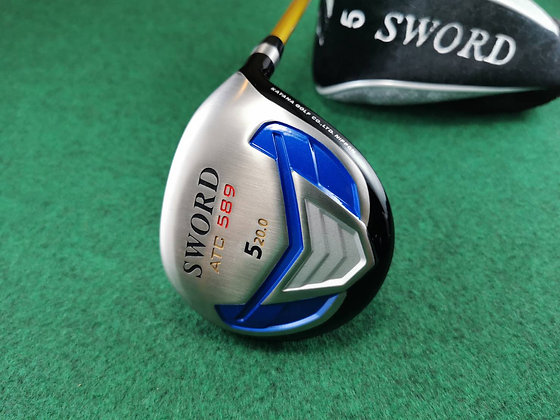 Fairway Woods 5 Sword ATC589 ก้าน Speeder589 Flex SR