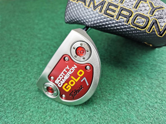 Putter SCOTTY CAMERON GOLO 7 [35] New