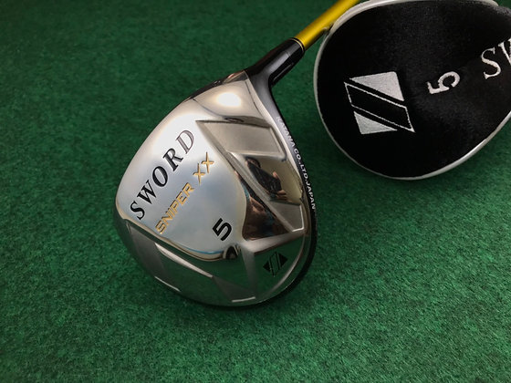 Fairway Woods 5 Sword Sniper XX ก้าน Speeder589 Flex R