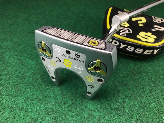 Putter ODYSSEY MILLED COLLECTION ?/$ #SEVEN 7CH [34]