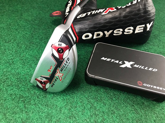 Putter ODYSSEY Metal-X Milled #9HT [33]